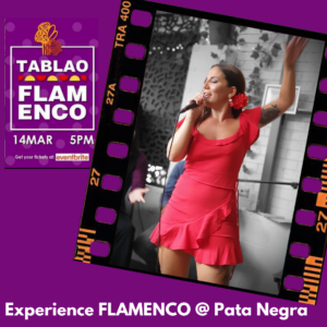 Flamenco tablao Brisbane (1)