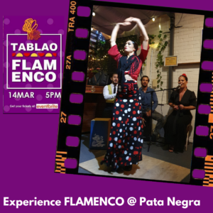 Flamenco tablao Brisbane (2)