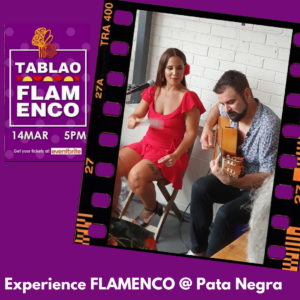 Flamenco tablao Brisbane (3)